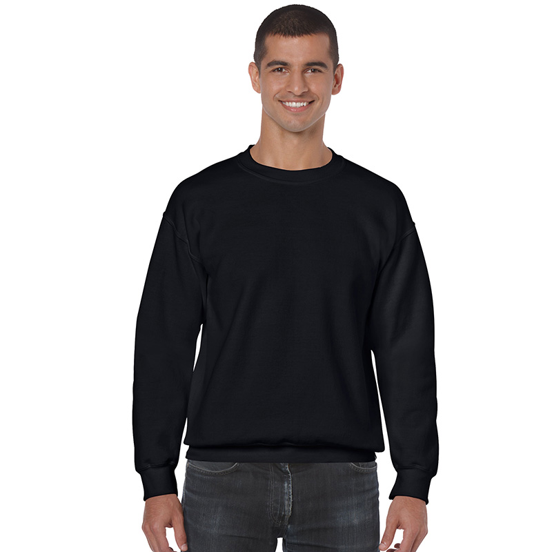 Fabric: – 50% Cotton / 50% Polyester Fleece Weight: – 271 g/m2 Sizes: – S, M, L, XL, 2XL, 3XL, 4XL, 5XL     – Satin label – Double needle stitching at waistband and cuffs – 1 x 1 rib with spandex
