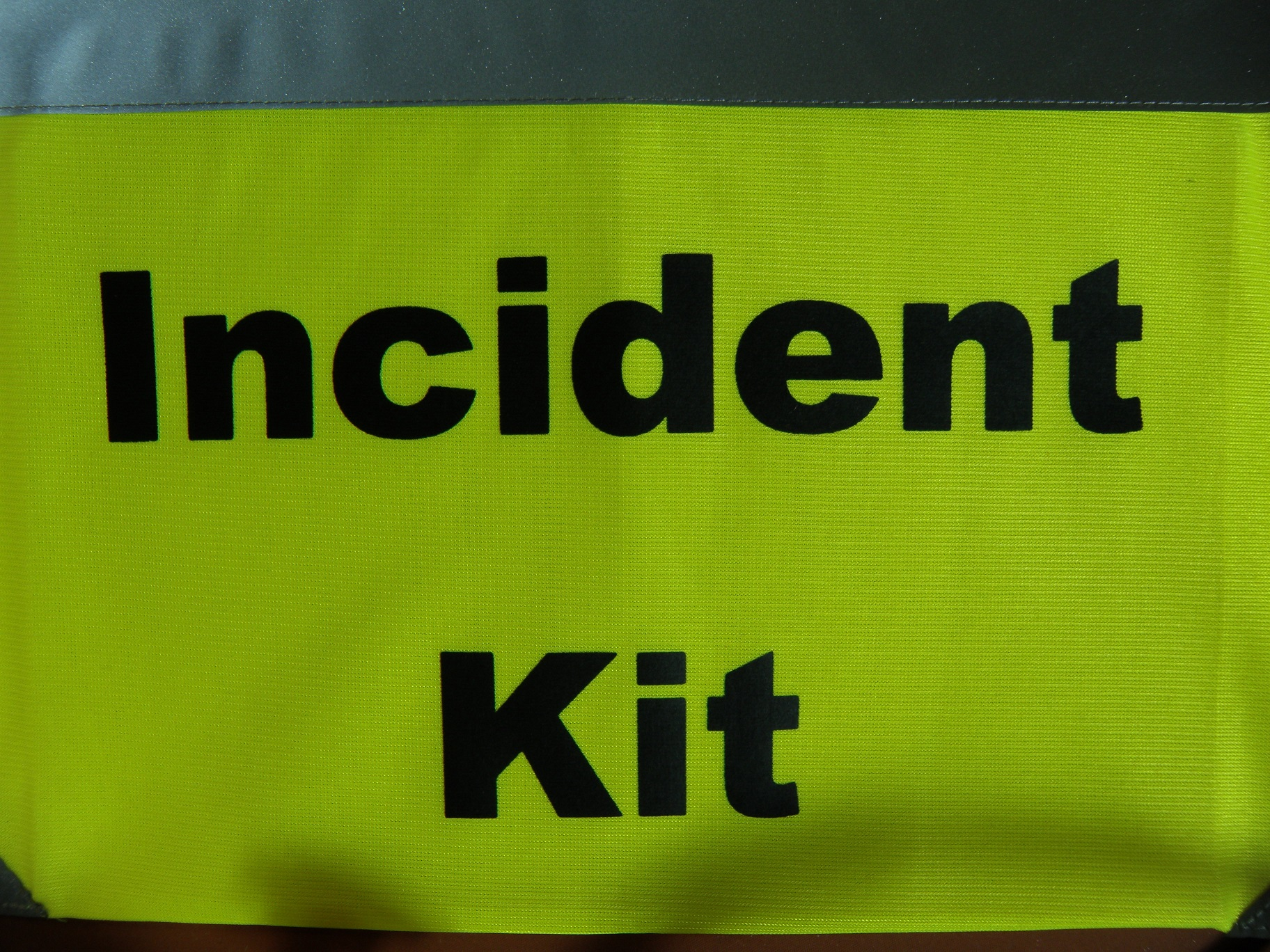 Incident Kit Bags