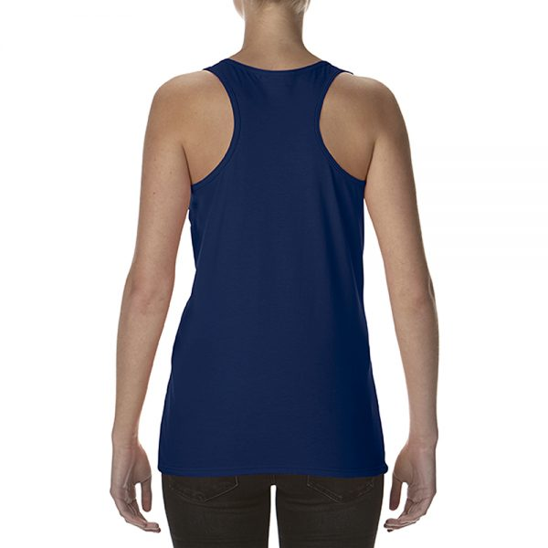 Fit – Semi-Fitted  Fabric – 153 g/m², 100% Ring Spun Cotton  Sizes – S M L XL 2XL 3XL  Details: – Preshrunk jersey knit – High stitch density for smoother printing surface – Semi-fitted contoured silhouette with side seam – Banded neck and armholes – Tear away label – Double-needle bottom hem – Fibre content varies by colour, see colour list for exceptions